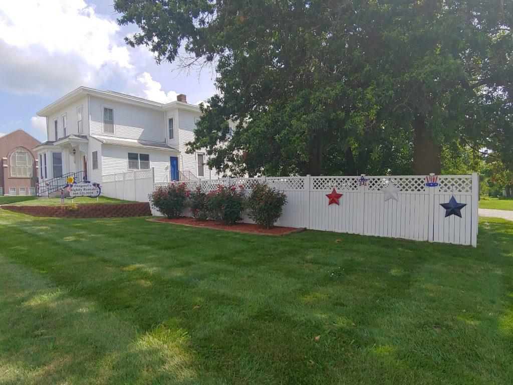 Fitzgerel's Back Yard